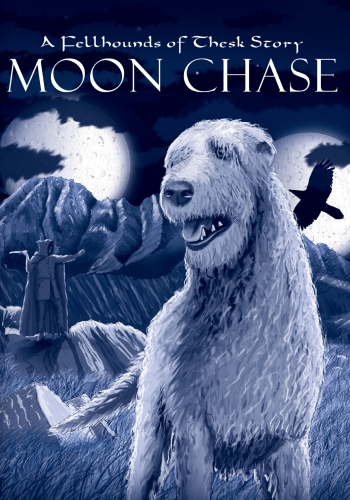 Moon Chase front cover